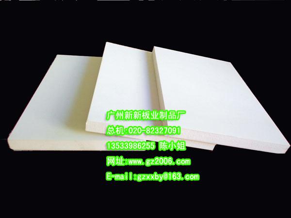 济南PVC发泡板大型生产厂家